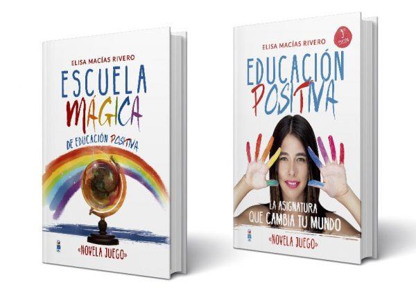 Novelas de Educación Positiva